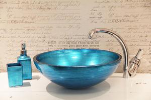 Lasinen pesuvati, Turquoise ITA3