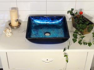Lasinen pesuvati, Blue Sea SS129